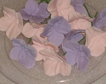 Gum Paste Hydrangeas