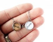 Mom's Name Necklace