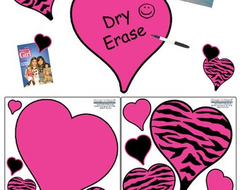 Dry Erase Wall Decal Etsy