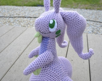 Pokemon X Y Goodra Dragon Plush