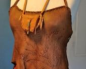 Caramel Medicine Bag