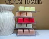 10 Scented Wax Melts - Choose Any 10 Soy Wax Tarts