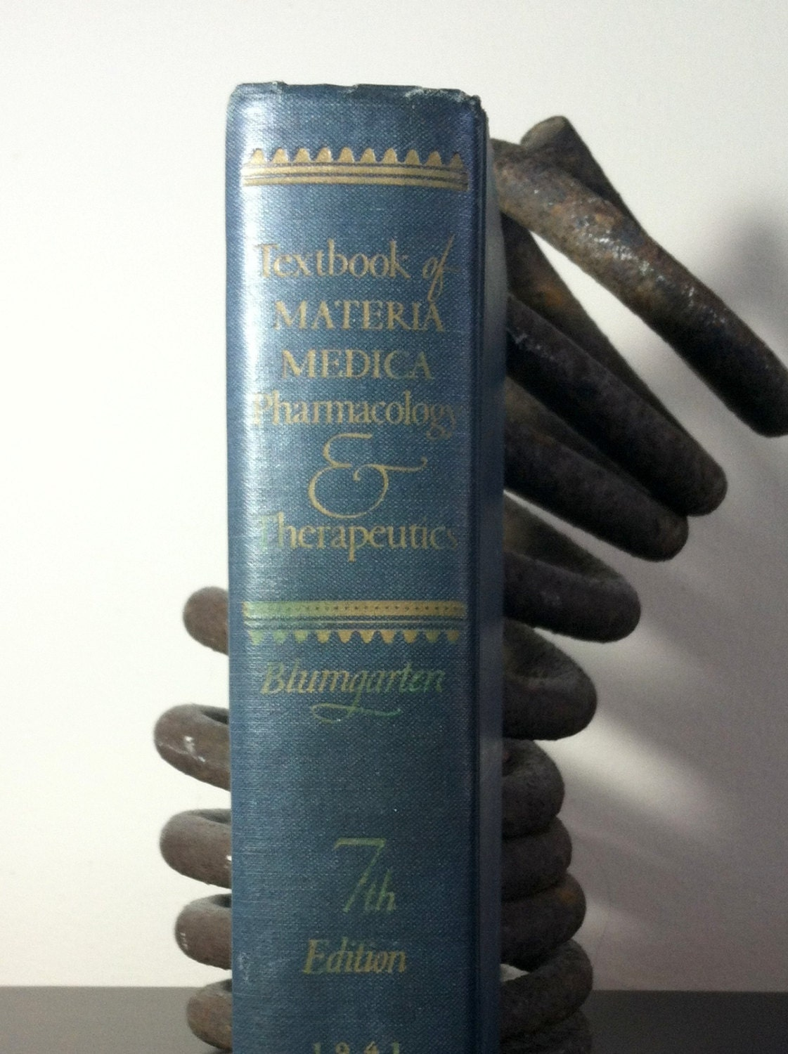 Therapeutics Materia Medica Pharmacy