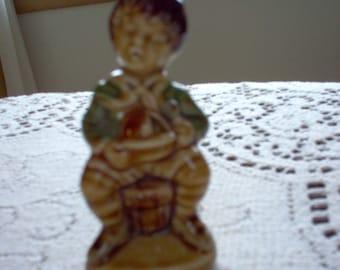 Vintage Wade Nursery Rhyme Jack Horner Figurine - Nursery Rhyme Figurine - Nursery Rhyme Decor