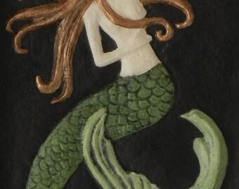 Mermaid - Castpaper - Fantasy - Nymph - Siren - Starbuck - Naiad - Kelpie - Sprite