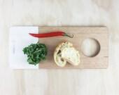 Kitchen Board (White)