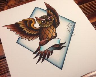 Owl Banner 2.0
