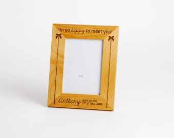 engraved picture frame engraved wedding gift personalized wood picture frame custom designed frame - Engraved Picture Frame