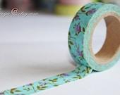 Japanese Washi Tape - Masking Tape - Paper Tape - Washi Paper - Deco Tape - Gift Packing - WT1119