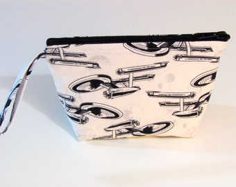 Star Fleets Makeup Bag - Accessory - Cosmetic Bag - Pouch - Toiletry Bag - Gift