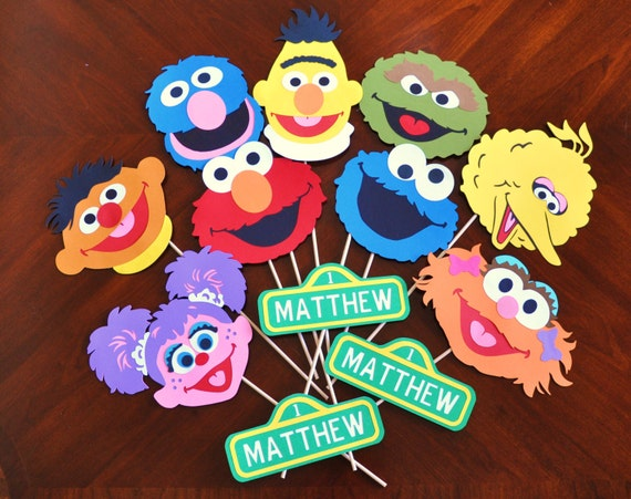 Amazon Pre Order Big Hero 6 19 99 furthermore 484840716108384249 as well 3d Desktop Wallpaper as well 60 Pages Printable Sesame Street also Sesame Street Birthday Party Decorations. on oscar face printables