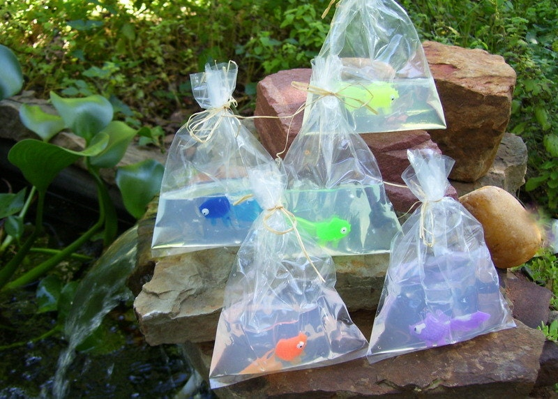 Fish in a bag soap 4 oz fun kids hand or by for Fish in a bag soap