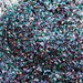 Cataclysm ..Solvent resistant glitter mix for nail polish and nail art