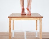 Lagom Coffee Table | Simple Ash Coffee Table