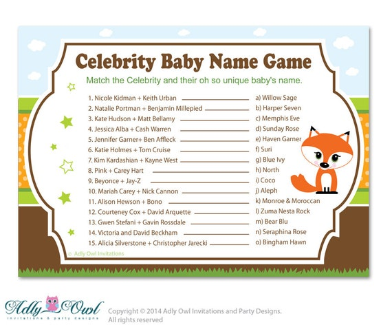 81 Celebrity Baby Boy Names We Love - sheknows.com