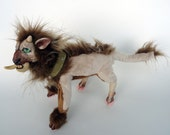 Poseable Manticore Doll