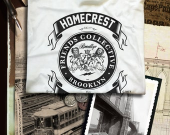 Homecrest Brooklyn N.Y.  T-shirt