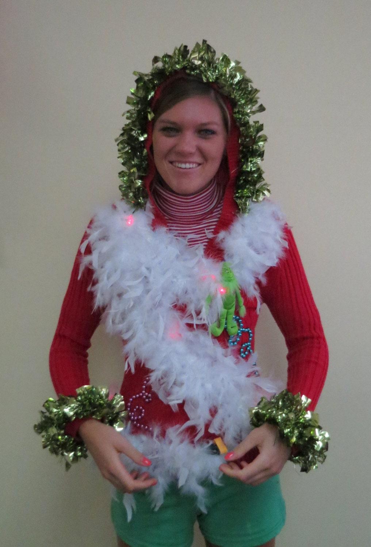 Sexy christmas sweater