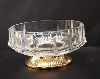 Vintage, Crystal bowl