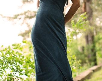 Windflower layering maxi dress