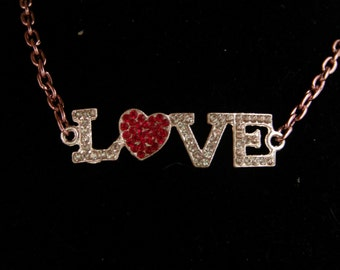 LIMITED EDITION Love Necklace or Bracelet