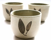 Limited edition: Sage Teabowl (LISTING IS FOR 1)