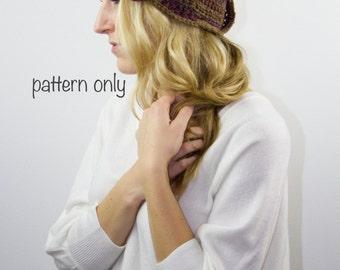Crochet Ear Wrap Pattern   Free Patterns For Crochet