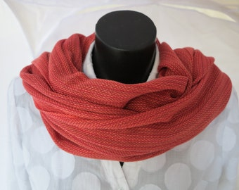 Handwoven cotton shawl