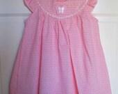 Girl's dress; little girl's dresses; child's dress, Easter dress, size 3; children's dress