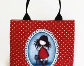 Gorjuss Bag - Handmade Shoulder Tote Bag