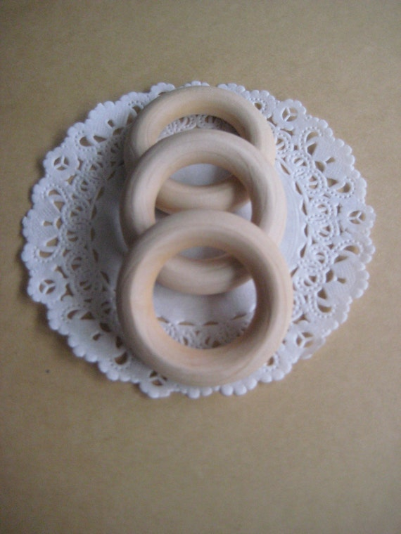 Qty 30 x 2 3 4 inches 7 cm diameter unfinished large for 3 inch rings for crafts