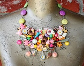 Candy Necklace - Kawaii Necklace - Statement Necklace