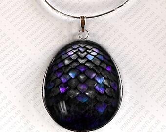 Magic Dragon Egg Pendant, Jewelry, Dragon Necklace, Dragon Egg Necklace, Dragon, Geekery, Christmas Gift