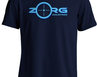 Fifth Element - Zorg Industries Movie T-shirt