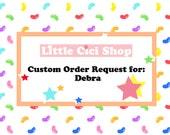 Custom Order Listing for Debra: 49mm Vodka Lovely Wine Bottle Cabochon