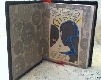 Spiderman Handmade Notebook