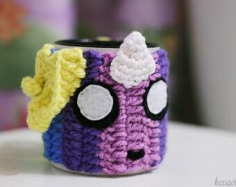 Lady Rainicorn Mug Cozy