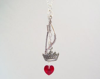 Outlaw Queen Necklace