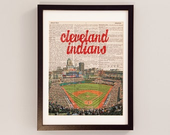 Unique cleveland indians related items etsy for T shirt printing lakewood ohio