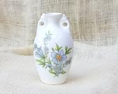 Royal Tara fine bone china // Miniature Vase made in Ireland