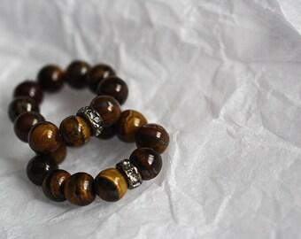 BJD MSD Tiger Eye Bracelet