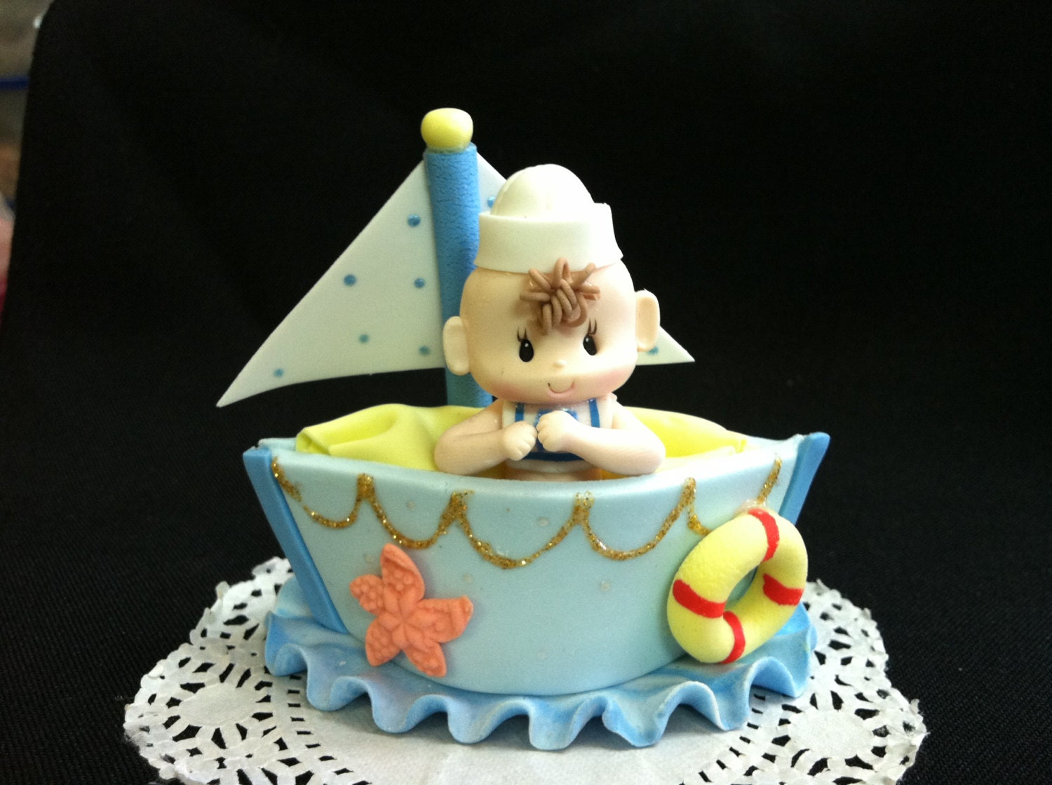 nautical baby shower baby sailor favor by partyfavorsmiami on etsy