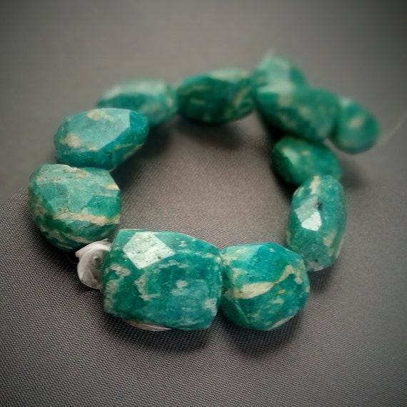Genuine Russian Amazonite on Etsy