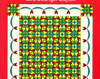 Traditional Patchwork Patterns by Carol Belanger Grafton