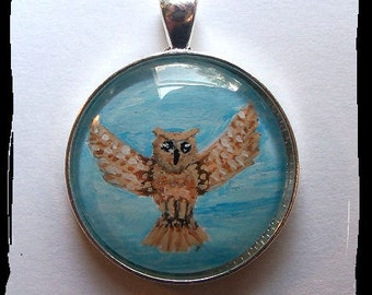In Flight ~ Owl SALE