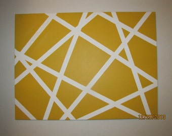 Made-to-Order Modern Canvas Painting