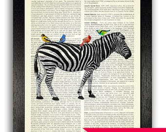 Bird decal dorm room etsy for Deco murale zebre