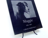 Custom Photo Pet Memorial...