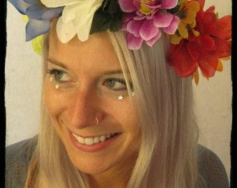 Flower Fairy Crown