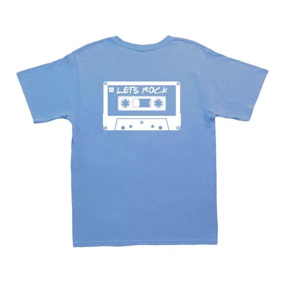 Rock camisa  permite Rock Boy  Boy n Roll de los por WallerTees